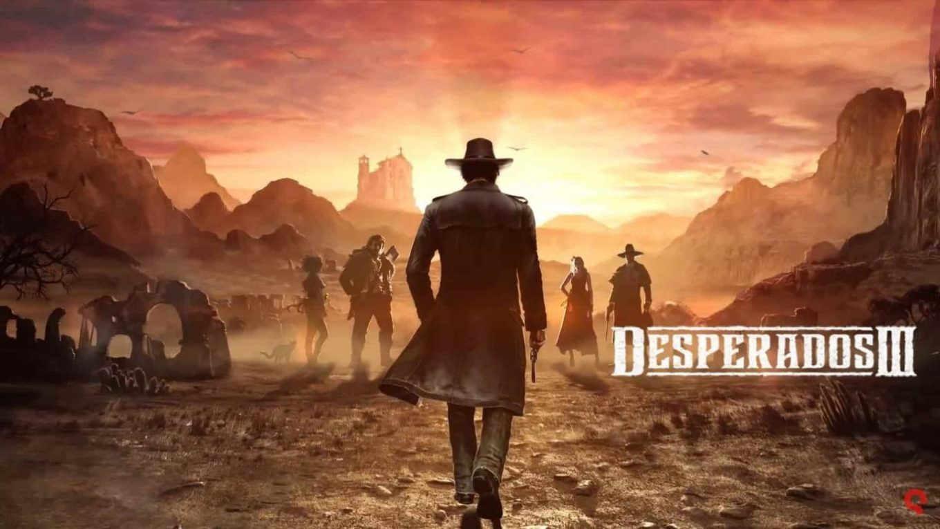 Desperados Iii In The Test Darkvane